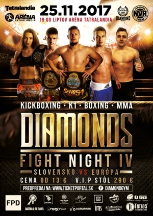 DIAMONDS FIGHT NIGHT 4