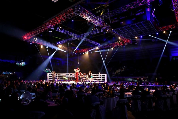 GALA NIGHT THAIBOXING & ENFUSION LIVE 28