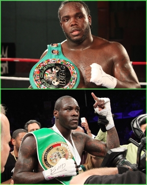 WBC World Heavyweight Title - Deontay Wilder- Bermane Stiverne