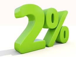 I2% z daní pre DIAMOND GYM