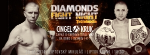 DIAMONDS FIGHT NIGHT - program